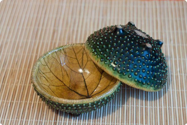 Katerina Klautsan ◦ Дом у воды ◦ рукотворные вещи. Чайные пиалы
