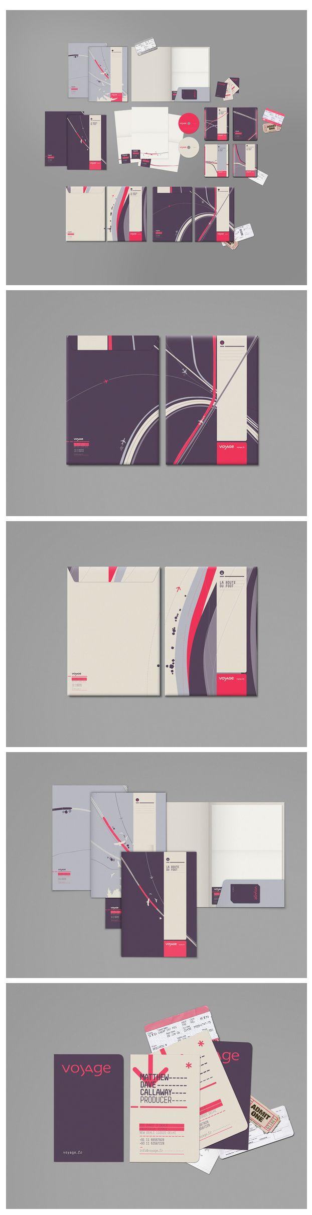 Gonzales Nogues | #stationary #corporate #design #corporatedesign #identity #branding #marketing < repinned by www.BlickeDeeler.de | Take a look at www.LogoGestaltung-Hamburg.de