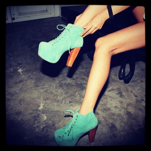 Blue Heels/Shoes  #Blue #Heels #Shoes #Fashion #Cute