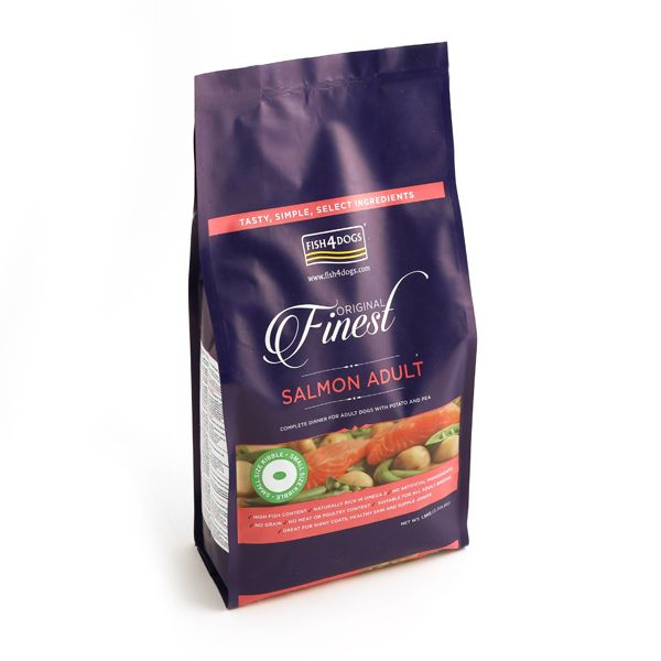 **Deal of the Week** Save £10 on 12Kg bags of Finest Salmon Small-Bite Complete Food.  RRP: £53.50 NOW: £43.50 Delivered.  Ends 11-05-17  https://www.fish4dogs.com/Products/salmon-complete-4-dogs-small-bite.aspx #Fish4DogsOffers #CatchoftheDay