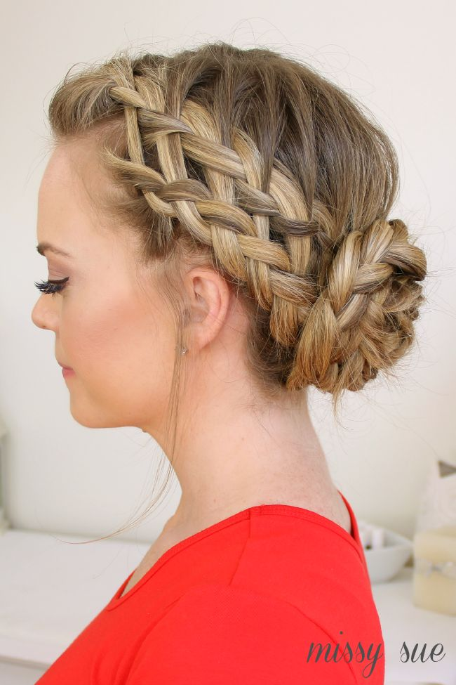 French Hairstyles 38 Best Hair Styles Images On Pinterest  Beauty Hair Dos And Hair