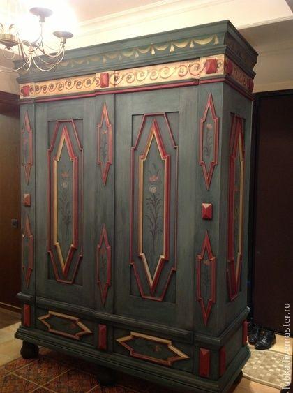 Роспись шкафа - роспись стен и мебели,роспись стен и шкафов,роспись стен и шкафа