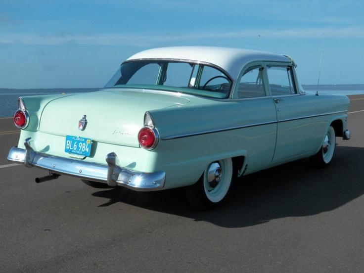 1955 ford custom line cars pinterest sedans colors for 1955 ford customline 4 door