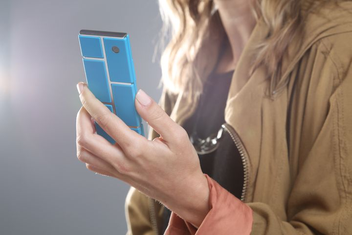 Motorola Wants You to Design Your Phone from the Inside Out, Introduces Project Ara in True Android Style