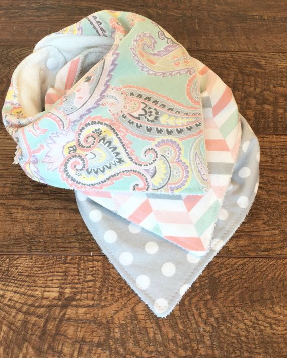 Hey, I found this really awesome Etsy listing at https://www.etsy.com/au/listing/245729905/organic-bandana-bib-girl-bandana-bib