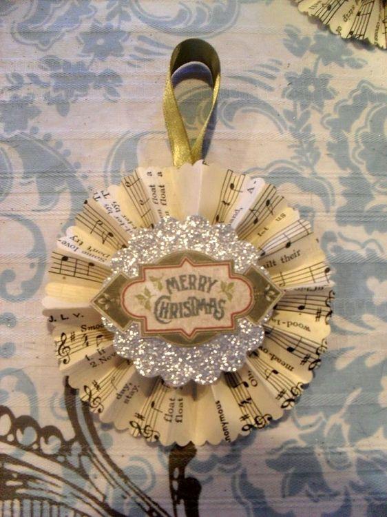 Kit com 5 Facas de Corte e Relevo Círculos Escalopados Darice® Craft Dies Ornate Scalloped Circle Dies