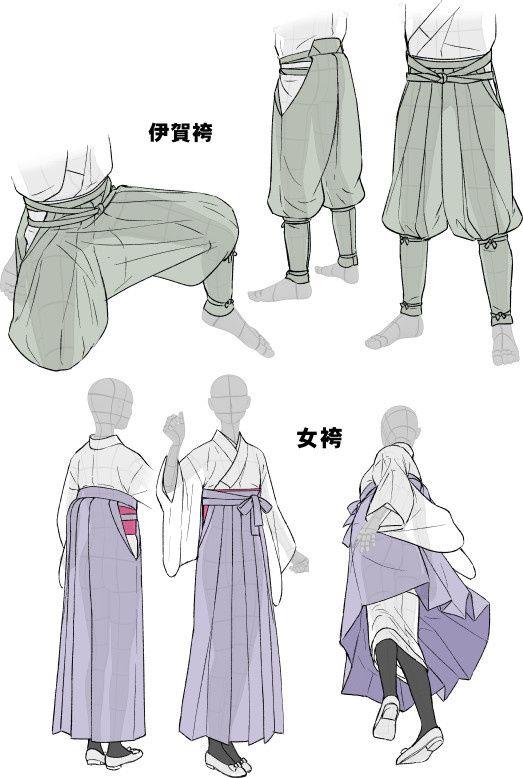 文章-【摩耶薫子老师笔下的和服参考】 |...