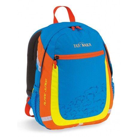 Tatonka Alpine Junior 11 bright blue dětský městský batoh