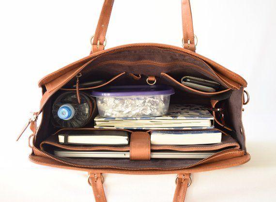 Laptop Bags Women Leather Laptop Bag 15 Inch Macbook Pro Air