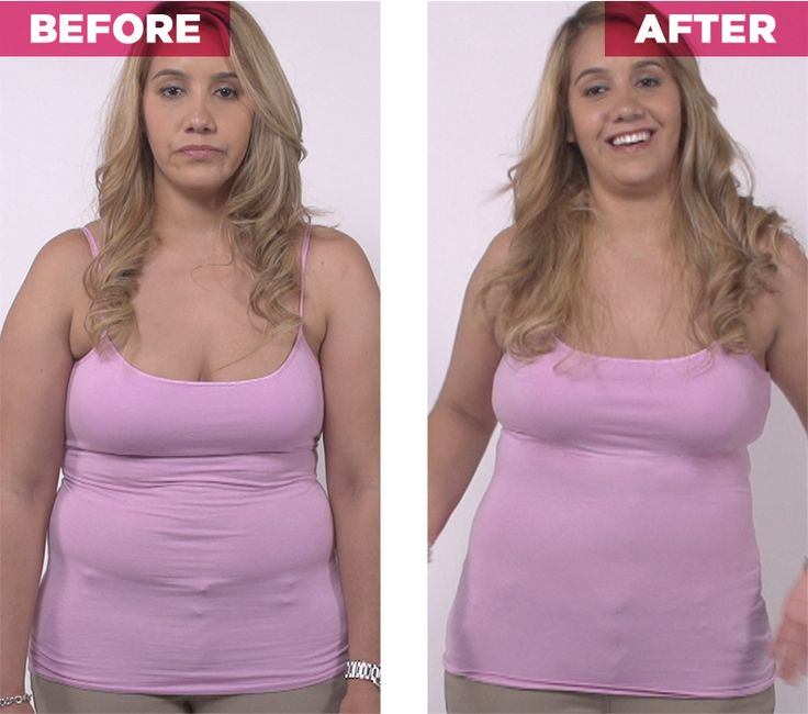 """""""I feel like I lost 20 lbs... ShapeOn gives me confidence!"""" Best shapewear for women."""