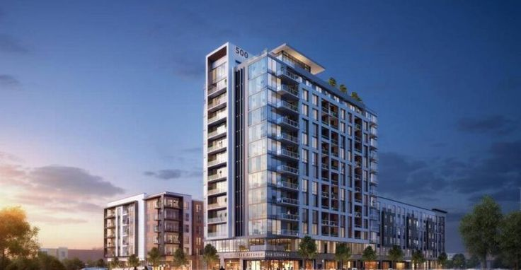 Northwood Ravin developing apartments at 500 West Trade