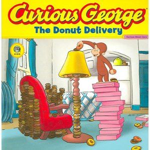 Curious George the Donut Delivery available for 2.50 at Walmart.com