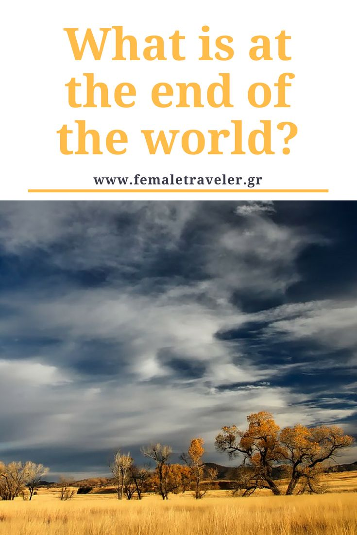 What is at the end of the world? Explore Patagonia *Translation button at the top*