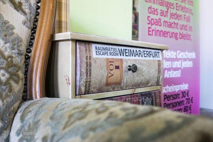 Escape Room Weimar Erfurt