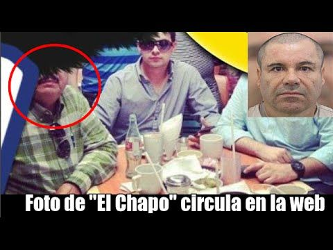 Presunta foto del Chapo Guzmán circula en la web - YouTube