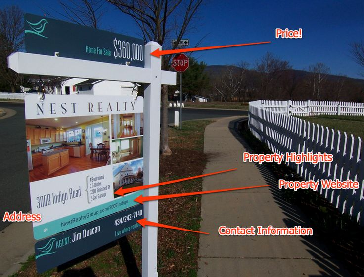 real estate signs find this pin and more on design real estate real