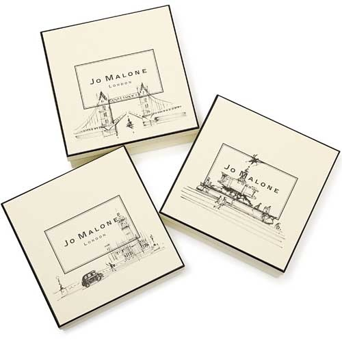 Jo Malone gets Olympic fever!