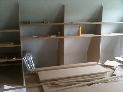 Jimmy Schönning / Blog: Garderoberna börjar ta form