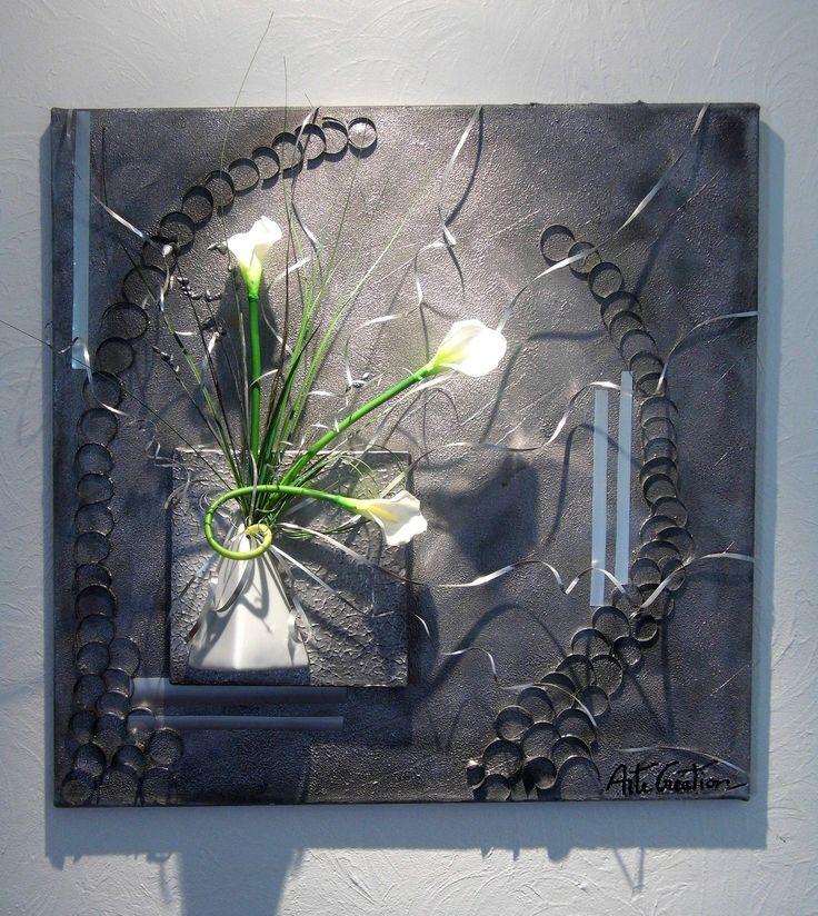 cadre floral mural artificiel 28 images 10 best images about tableau mural floral on violets. Black Bedroom Furniture Sets. Home Design Ideas