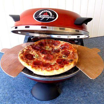 "My Costco gift to myself!  Forno Magnifico Electric 12"" Pizza Oven."