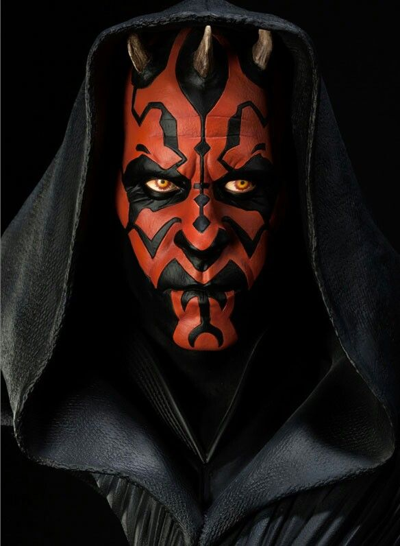 Darth Maul - student of Darth Sidious.