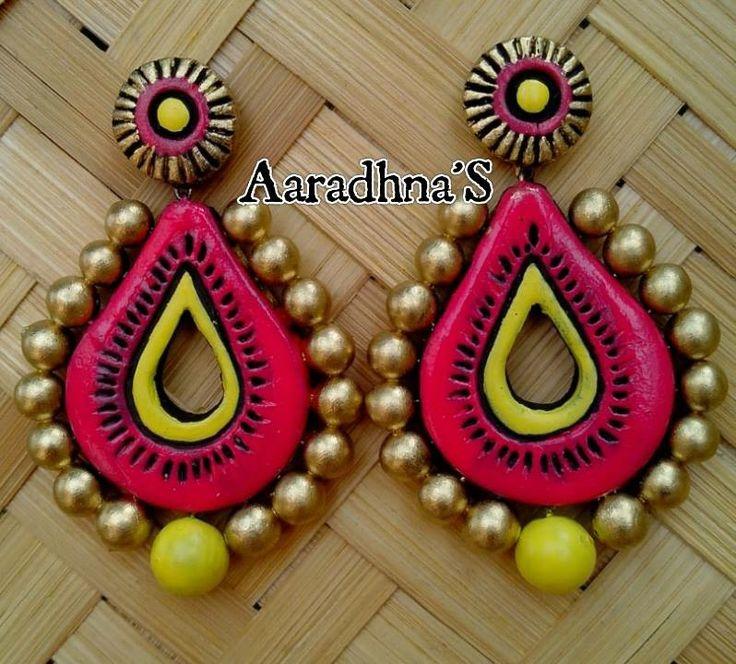 #Terracottajewelry #traditional #handmade #ecofriendlyjewelry