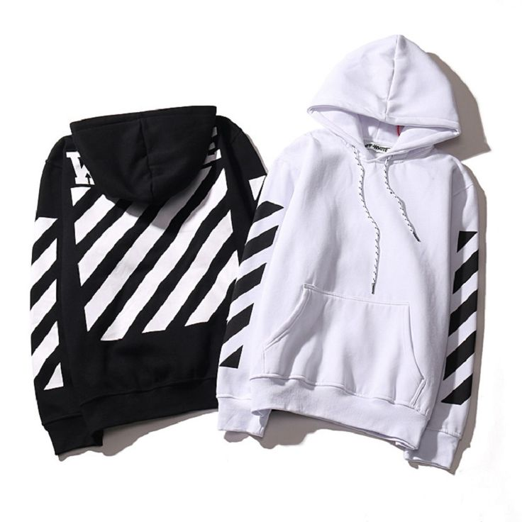 Genuine Off White Brand Hoodie With the Off White Tags Religious Fleece Hoodie Sweatshirts Cotton Hoodies America Size