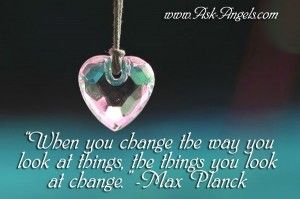 When you change the way you look at things the things you look at change...  Learn How to Change Your Perceptions and Change Your Life here - http://www.ask-angels.com/spiritual-guidance/change-perceptions-change-life/  #perspective #change #life