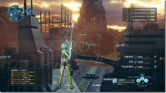 Sword Art Online: Fatal Bullet Is Basically SAO Meets Freedom Wars In A Third-Person Shooter