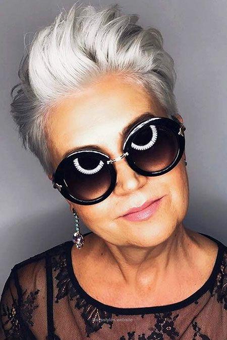20 Pixie Frisuren für über 50
