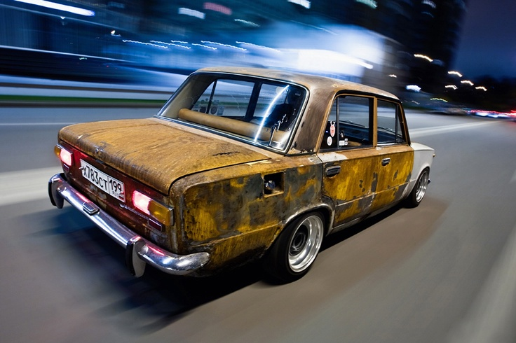 Rat VAZ | Rat cars | Pinterest | Rats