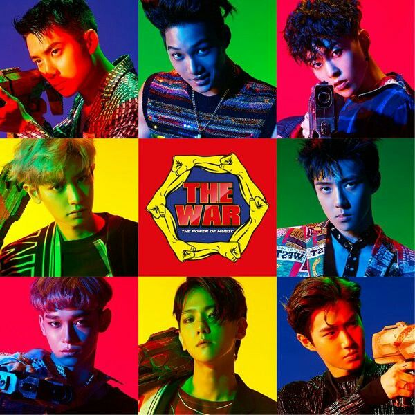 [DL] EXO - 'THE WAR : THE POWER OF MUSIC' from 벅 스