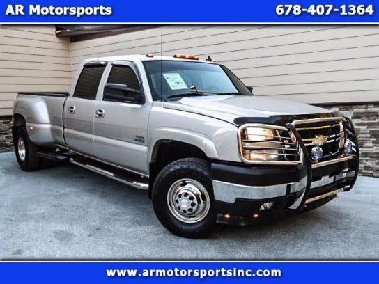 Cars for Sale: Used 2007 Chevrolet Silverado and other C/K3500 in 4x4 Crew Cab LT DRW, Lawrenceville GA: 30046 Details - Truck - Autotrader