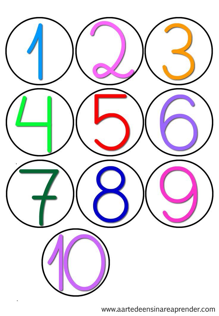 Método de ensino lúdico e prático do símbolo numérico, quantidade e contagem, com uso de materiais recicláveis.       In...
