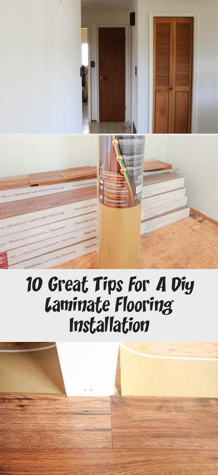 10 Great Tips For A Diy Laminate Flooring Installation in