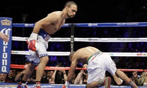 Boxe, Bundu si batte con coraggio: ma il titolo resta a Thurman