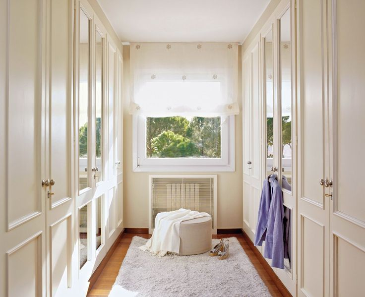 Puedo usar estampados en las cortinas reserva los for Dormitorio y closet