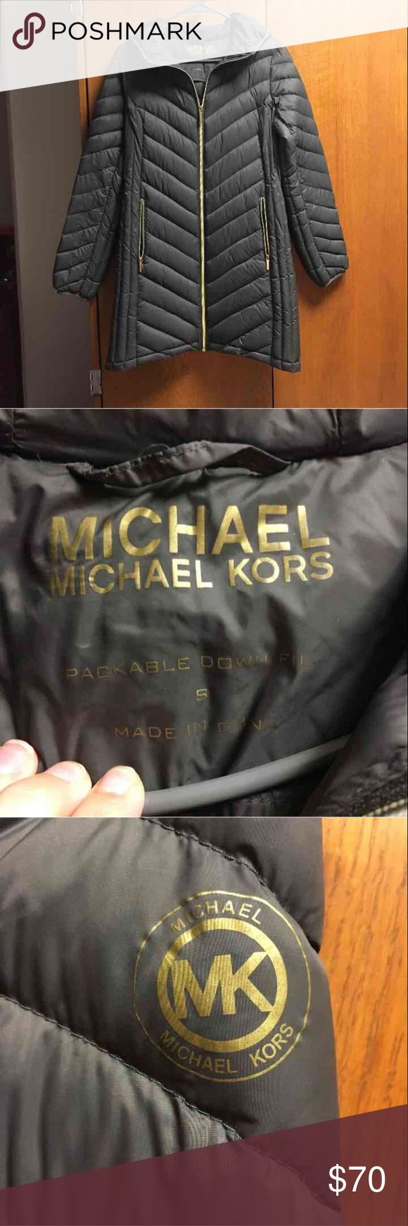 Michale Kors puffer coat Very warm, perfect condition Michael Kors Jackets & Coats Puffers