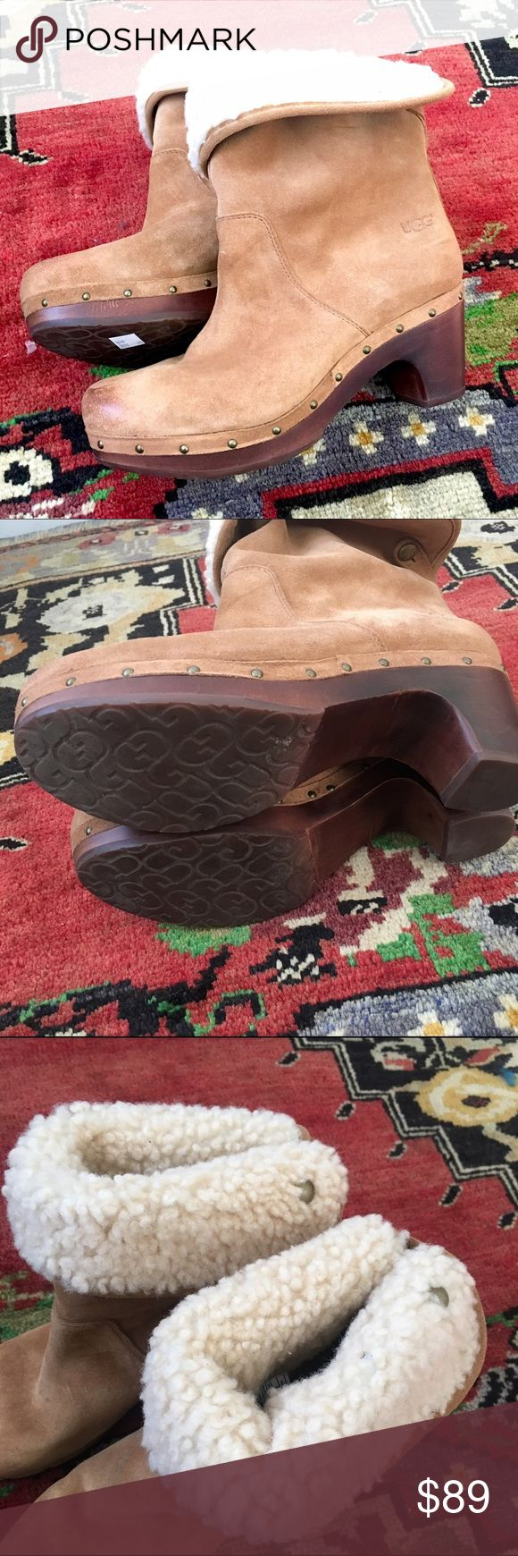 UGG Lynnea Boots Excellent Condition! Pet and smoke free home. UGG Shoes Winter & Rain Boots