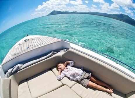 legend boat mauritius