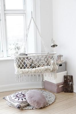 Vauvan sänky