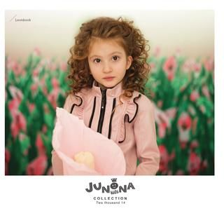 FALL IN LOVE WITH JUNONA BABIES / GIRLS / BOYS COLLECTION Two thousand 14  JUNONA KIDS collection is here to show you the full range of colours and emotions of  every season.