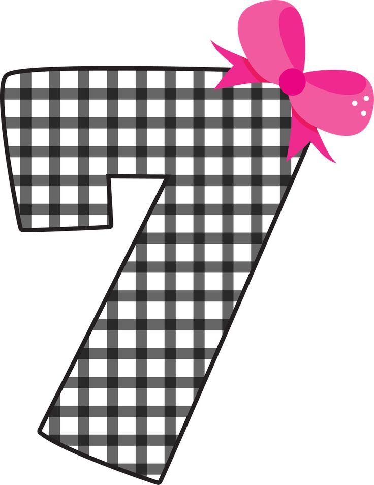17 best images about  u10e6 clipart   numbers   symbols  u10e6 on clipart 7 dwarfs 7 o'clock clipart