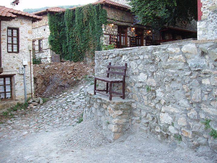Lavička... Photo from Panteleimon in Pieria | Greece.com
