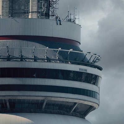 Drake's Views was the top selling album released in #2016.