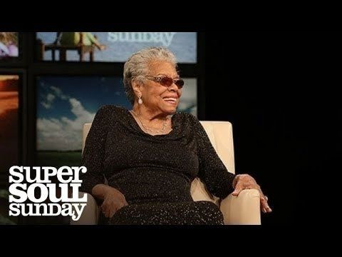 The Best Advice Dr. Maya Angelou Has Ever Given—and Received | Super Soul Sunday | OWN - YouTube