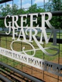Fun with kids: Visit Greer Farm. Stay overnight in a cottage, pick berries (May & June), and take a culinary class. Located near Daingerfield, TX, the farm consists of lush pastures & towering pine & hardwood trees nestled in the slow moving world of Northeast TX. They raise vegetables & herbs, hay, fruit & berries, flowers, pine timber & fullblood red & white Maine-Anjou beef cattle. They offer unique culinary experiences through private dining, catering & Farm to Fork cooking classes.