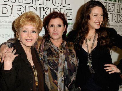 Debbie Reynolds & Carrie & Joely Fisher
