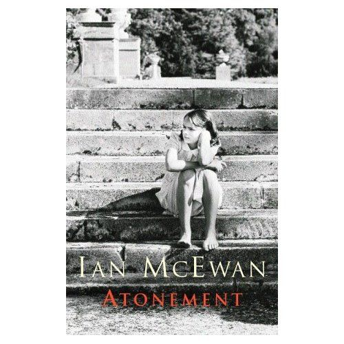 A book by my favourite author. Atonement by Ian McEwan.