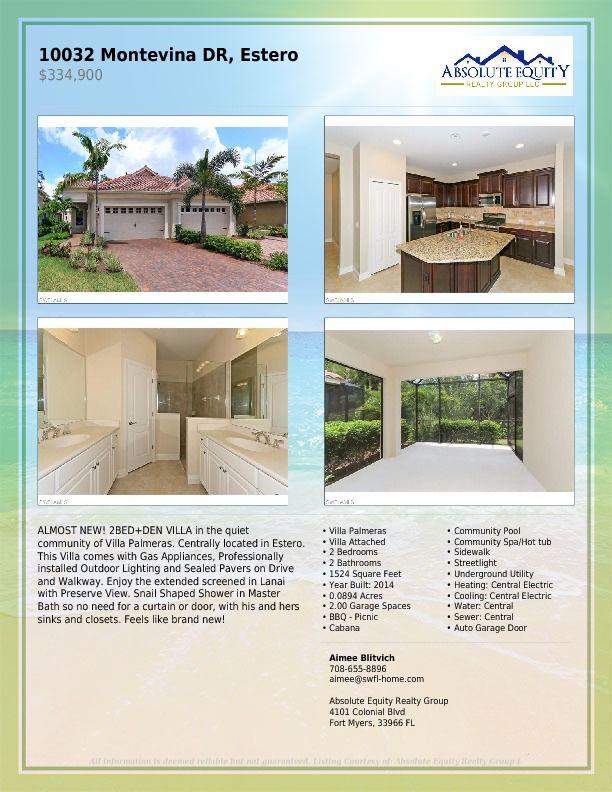 9 best Model Home \ Homes for Sale images on Pinterest Model - home for sale brochure